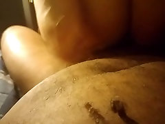 Colombian Shemale With a Fat Ass Rides My Dick