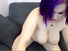 Sexy busty midget