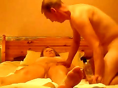 Sexy wife T Spreads and shows pussy