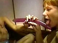 Lesbian Orgy In a Restaurant