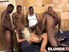 Big Boobs MILF Zoey Portland Tricked Into Interracial Anal Gangbang