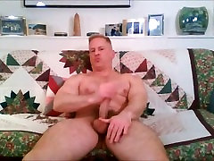 Hot Blond Muscle Daddy