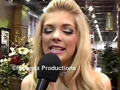 Porn Star JANA JORDAN Rare Interview AVN Las Vegas