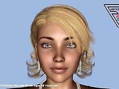 Sarah 18 Year Old 3D Teen Female Galleries At www.Fantasy18s.com