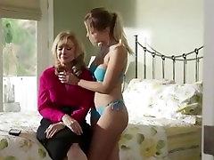 Hot Blond Lesbian Action