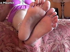 Mature feet soles & Soles in the Morning pt 2