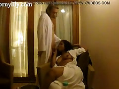 Indian babe lilly having sex in hotel