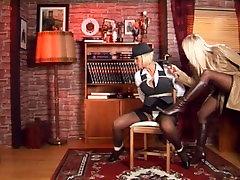 3B - Femdom Bondage 16 tape