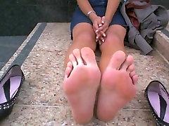 Asian Feet Size 10