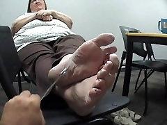 Dry Mature Feet