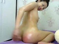 asian angel masturbates on webcam 06