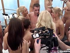 Lucky Guy Fucks 40 Beautiful Women