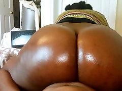 Big Black Butt POV Reverse Cowgirl Riding - Jade Jordan