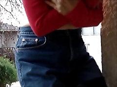Granny Porn Star Flasher Zoe Zane Big Tits Boots