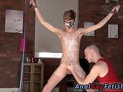 Free men bondage ass fuck gay sex movies www.analgayfetish.com Kieron