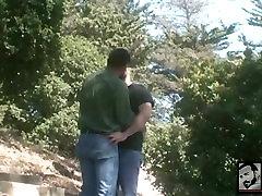 Daddy Bear Fucks a Furry Cub