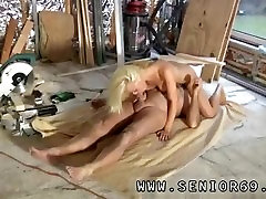 Dirty old man anal first time Gorgeous blond Tina is highly busy at the