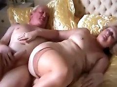 Mature Couple Making LOve