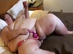 BBW Slut Solo