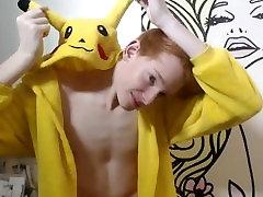 Danish Redhead & Viking Bi Boy - Webcam Show In US With: Gudheadt 3