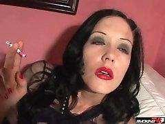 Smoking Fetish - Mary Jane II