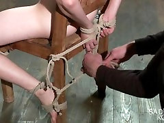 Newbie gets a lesson in suffering