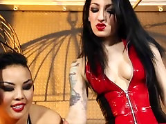 Cybill Troy and Mistress An Li - Electro Pain Games