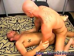 Black hunks in panties gay Muscle Top Mitch Vaughn Slams Parker Perry