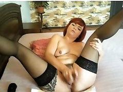 brunette sasha big squirt on mfc good