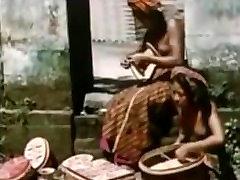 Nice boobs of bali native women