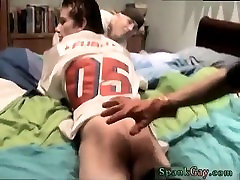 Nude male bodybuilders spanked gay Both studs get some real romping from