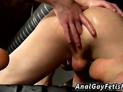 Twink bondage gay porn Aiden cannot fight back the inviting look of nude