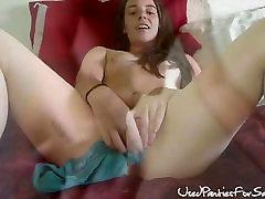 College Girl Used Panties - Promo
