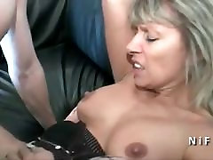 Squirt french mature hard analized for her ca