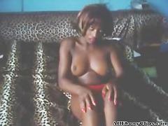 Sexy Ebony Teen Plays On Camera black ebony cumshots ebony swallow interracial african ghetto bbc