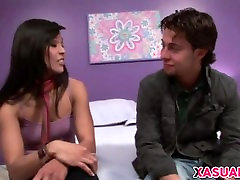 Asian MILF Max Mikita Gets Fucked By Stepson