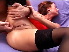 Mature Lady Gets Fucked- Captain Willy