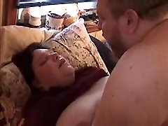 Fat guy fuck bbw cum inside get her preg