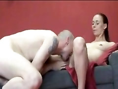Amateur skinny german mature fisted