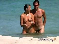 Nudist Beach Teen Girls Voyeur Serie 06