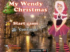 My Wendy Christmas - adult computer game
