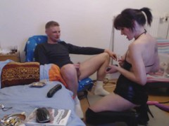 Nasty Anal Toying And Deepthroating Pleasure Of Horny Amateur Wife Part 22