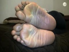 ebony soles of Naomi clips4sale.com