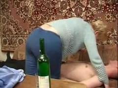 Russian mature barbie lana banged again