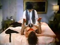 Vintage porn with Laurie Smith and Jamie Gillis fucking hard