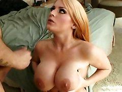 Sophia Dees sweet little pussy overflows with hot sperm load