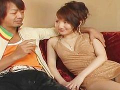 extra hot asian loves bum sex