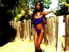 Hot Ebony Model