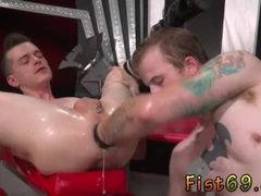 Gay male strippers in sex party and gay sex gangbang bareback Tatted