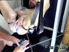 Older mature gay porns first time Punch Fisting Bo